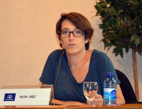Doctora Ruth Díez, pediatra y cooperante de Metges del Món.