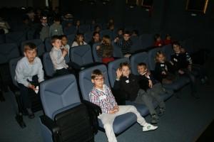 Cine niños Comib