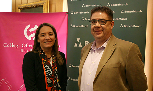 Acuerdo de colaboración entre el Comib y Banca March para la digitalización de fondos documentales