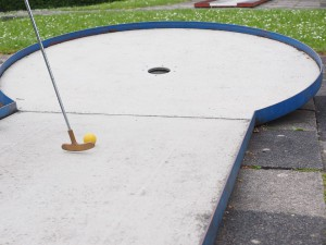 torneo minigolf comib
