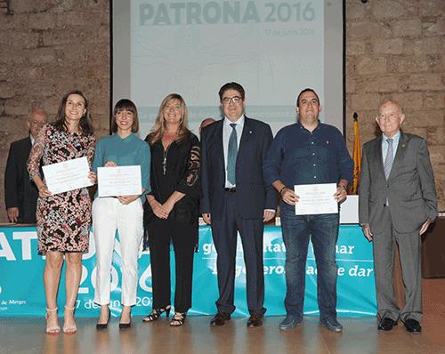 Ganadores de los premios de investigación 2015-2016