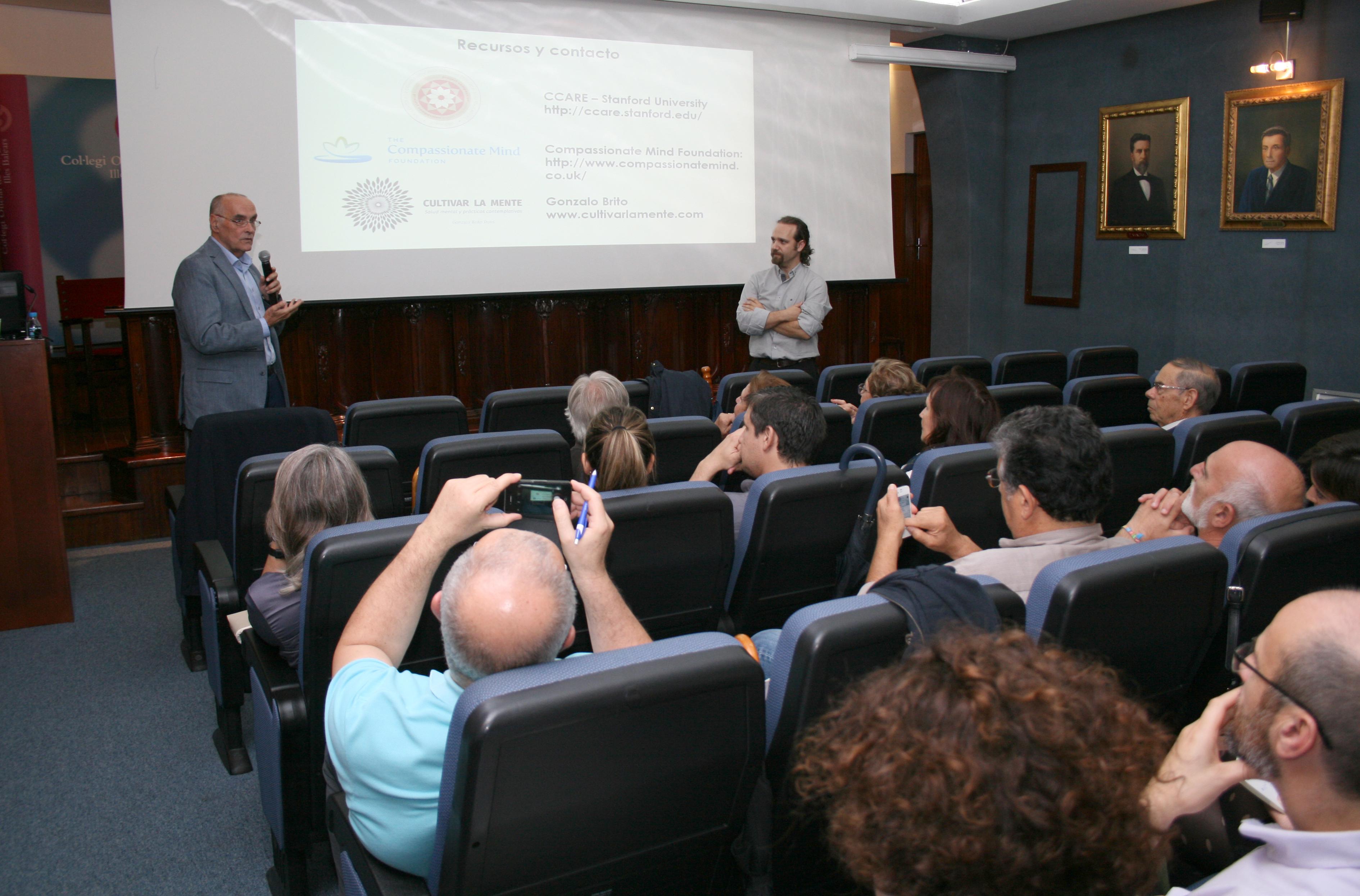 El Dr. Enric Benito y