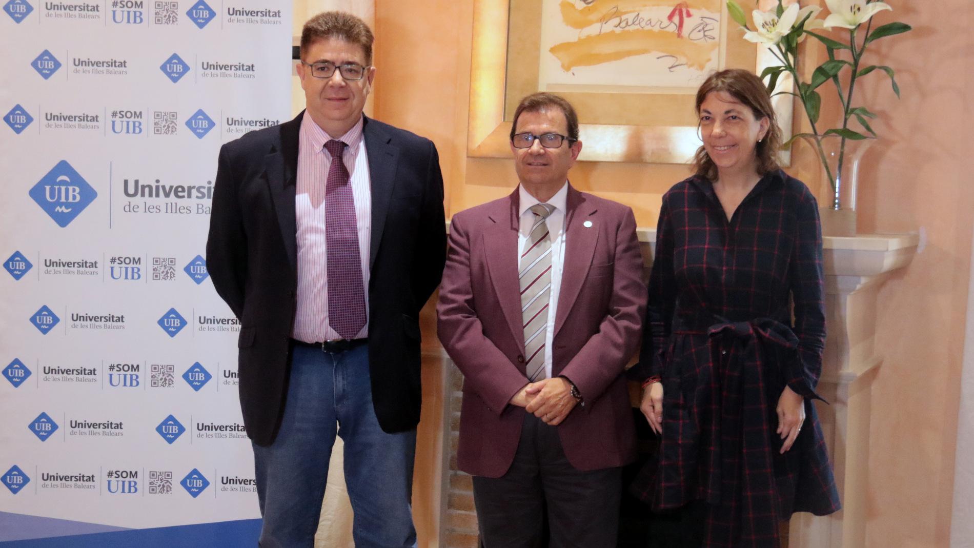 A. Bennasar, llorenC Huguet y Margalida Payeras