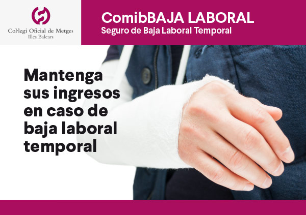 ComibBAJA LABORAL - Seguro de Baja Laboral Temporal