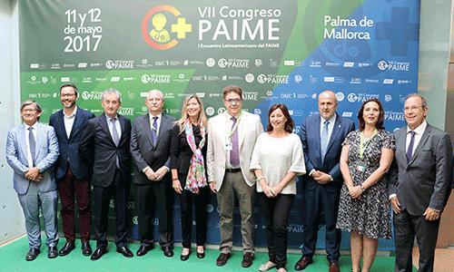 Todas las autoridades de Balears apoyan el VII Congreso PAIME
