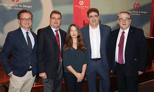 L'Acadèmia Mèdica Balear inaugura en el Comib el curso 2017-18