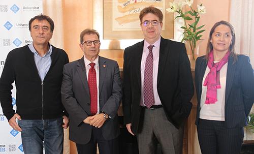 La UIB ordenarà i digitalitzarà el fons documental del Comib, gràcies a la colaboració de la Banca March