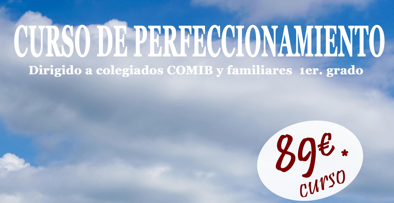 Curso Golf COMIB perfeccionamiento 2