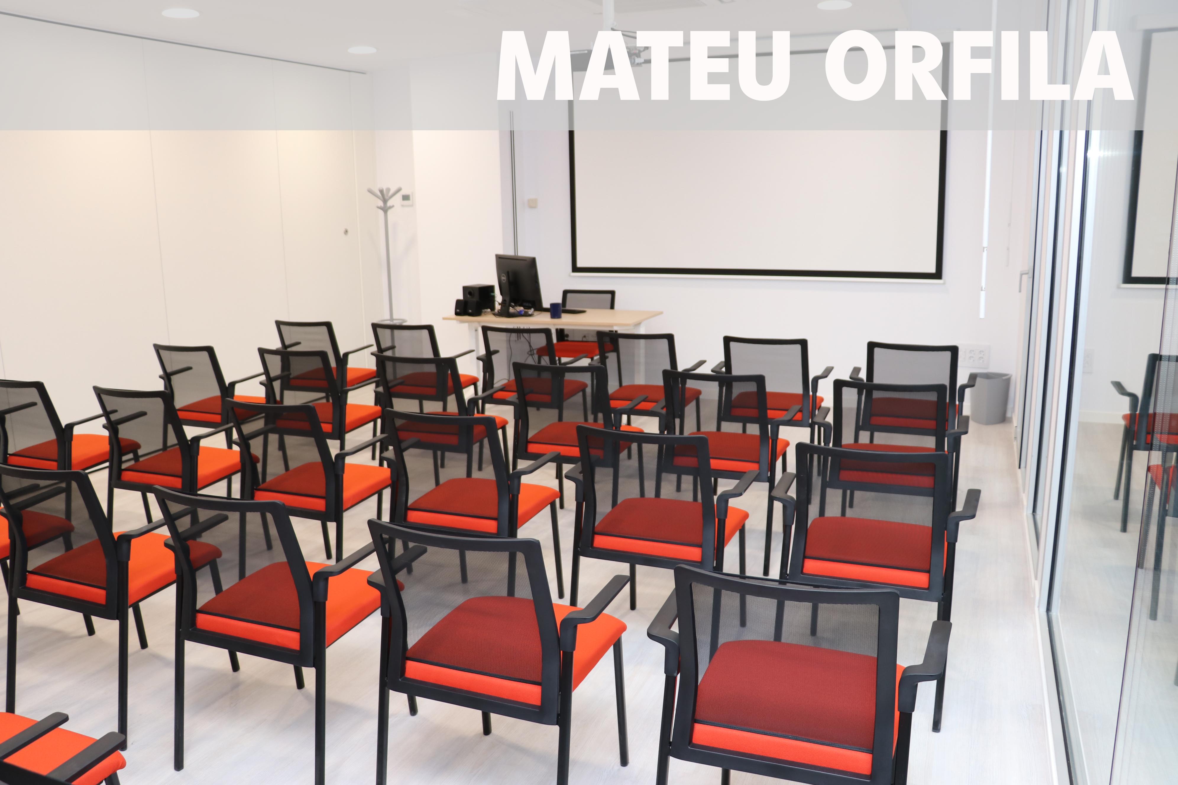 Sala Mateo Orfila 3 mod