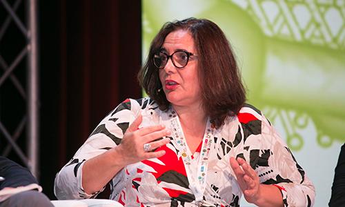 """La presidenta del Comib participa en la mesa sobre """"Género y profesión médica"""" de la VI Convención de la OMC"""