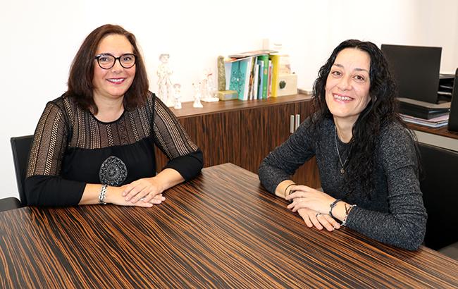 Manuela GarcIa e InEs Mota 650px
