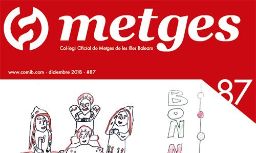 Revista colegial Metges 87 | diciembre de 2018