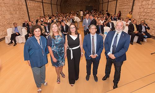 Homenaje a los profesionales en el Día de la profesión médica | Patrona Comib 2019
