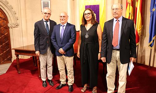 Invitado por el Comib y la RAMIB, Francisco Martínez Mojica explica en Palma la técnica CRISPR