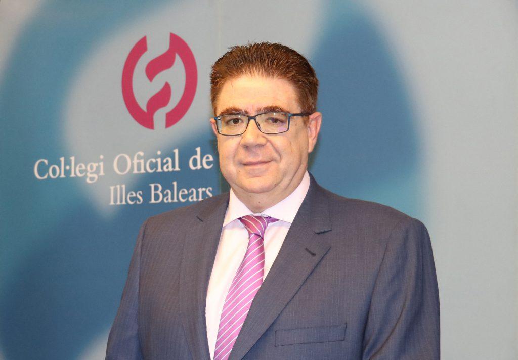 Antoni Bennasar pdte. FPC