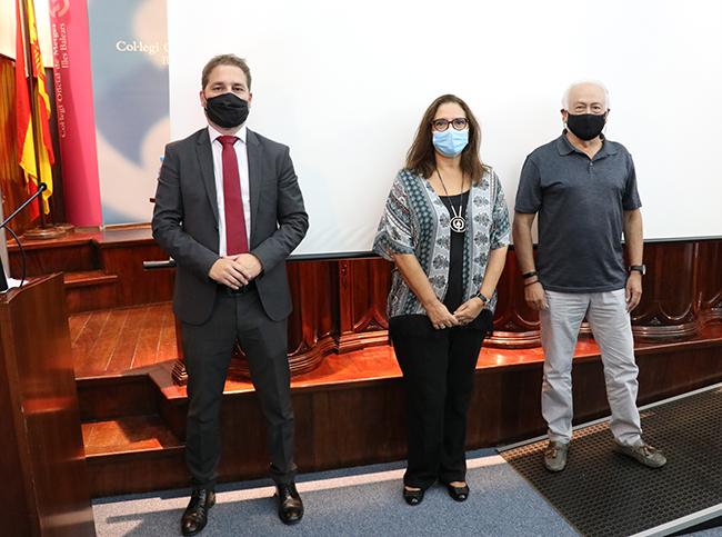 David Marjalizo, Manuela GarcIa Romero y Tito Hidalgo 650 px
