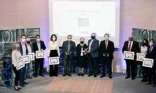 Los Premis Diario de Mallorca reconocen a todo el colectivo sanitario de las islas